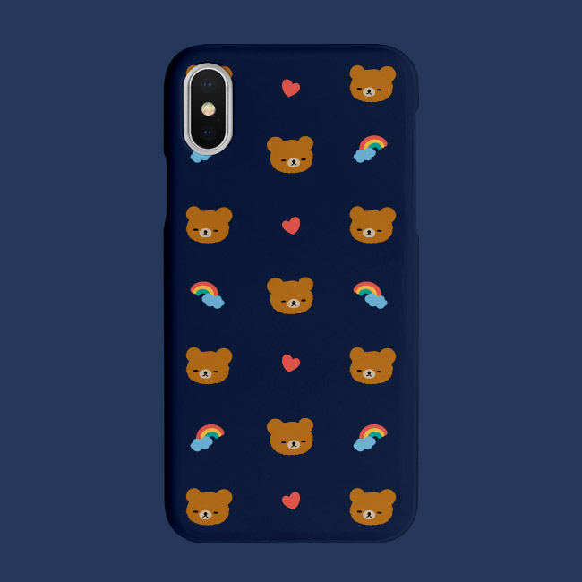 BB.Bear Pattern 하드케이스